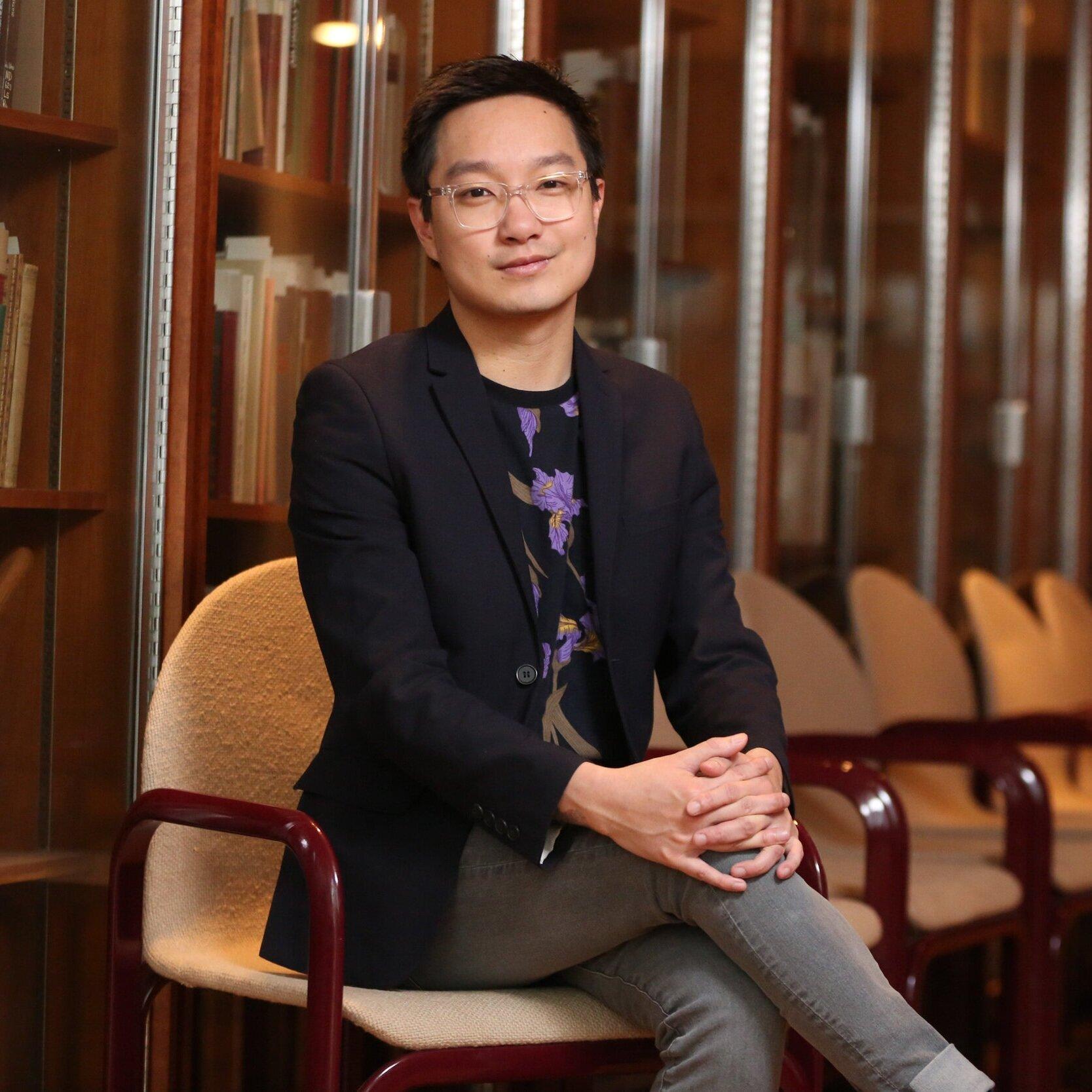 Artist Spotlight: Poet Chen Chen